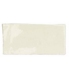 Cevica Antic Handmade Antic medium white craquele 13x13