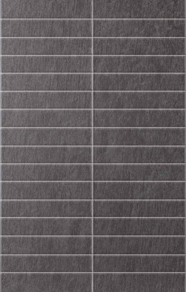Recer Infinty Mosaico Black 25x40